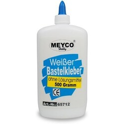 Meyco Weißer Bastelkleber
