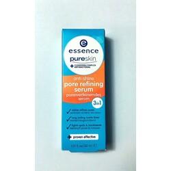 pure skin anti-shine pore refining serum