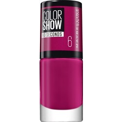 Maybelline New York ColorShow (6 bubblicious  Farblack)