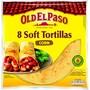 Old el Paso 8 Soft Tortillas Corn