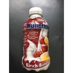 Müller - Müllermilch Kirsch-Banane