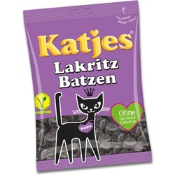 Katjes - Lakritz Batzen