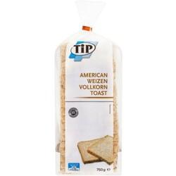 TiP - American Weizen Vollkorn Toast