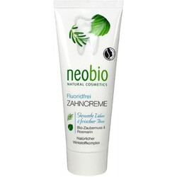 Neobio Zahncreme Fluoridfrei Zaubernuss (75ml)