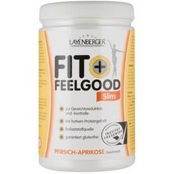Layenberger Fit+Feelgood Slim, Pfirsich-Aprikose, Pulver (430 g) von Layenberger