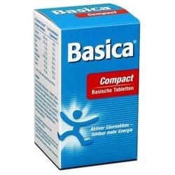 Basica Compact, Basische Mineralstoffe (120 Tabletten) von Basica
