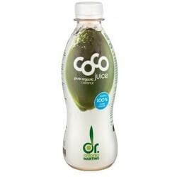 Dr. Antonio Martins Bio Coco Juice, Kokoswasser (330 ml) von Dr. Antonio Martins