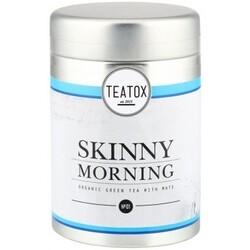 Teatox Bio Skinny Morning, Grüner Tee mit Mate, lose (60 g) von Teatox