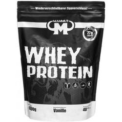 Mammut Whey Protein, Vanille (1000 g) von Mammut