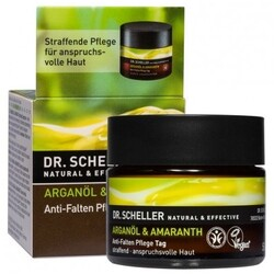 Dr. Scheller Anti-Falten Tagespflege, Arganöl-Amaranth (50 ml) von Dr. Scheller