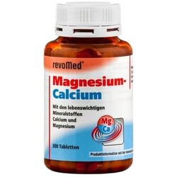 revoMed Magnesium-Calcium (300 Tabletten) von revoMed