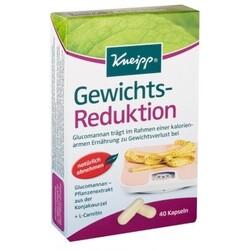 Kneipp Gewichts-Reduktion (40 Kapseln) von Kneipp