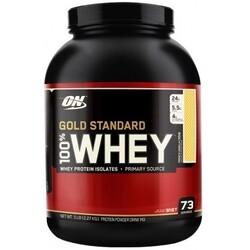 Optimum Nutrition 100 % Whey Gold Standard, French Vanilla Cream, Pulver (2273 g) von Optimum Nutrition