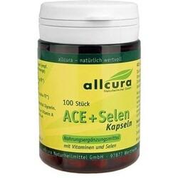allcura ACE + Selen (100 Kapseln) von allcura