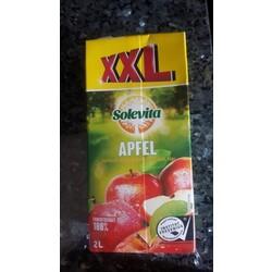 Solevita - Apfelsaft XXL
