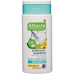 Alterra Everyday-Shampoo Bio-Kokoswasser & Frangipani