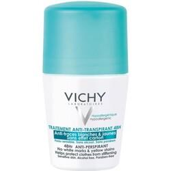 Vichy DEODORANT ROLL-ON Deodorant Anti-Transpirant 48h Anti-Flecken