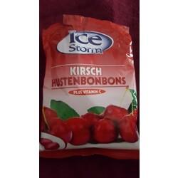 Kirsch Halsbonbons