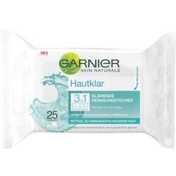Garnier Hautklar 3in1 Klärende Reinigungstücher