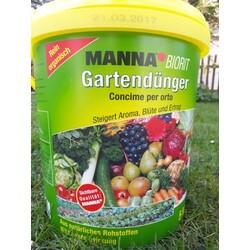 Manna BIORIT Gartendünger