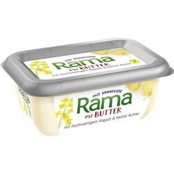 Rama mit Butter + Meersalz, 225 g