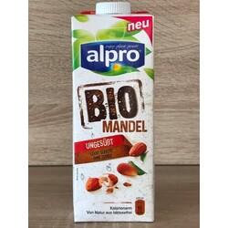 Alpro Bio Mandelmilch