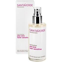 SantaVerde Aloe Vera Toner sensitiv - für trockene & reife Haut