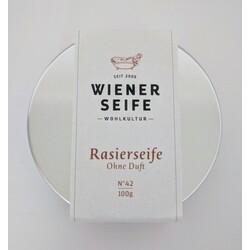 Wiener Seife Rasierseife ohne Duft