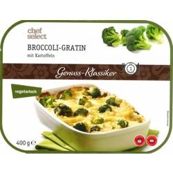 Broccoligratin mit Kartoffeln