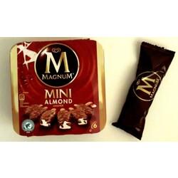 Magnum – Almond Mini, Mandel, 6 Portionen