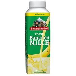 Berchtesgadener Land Frische Bananen Milch