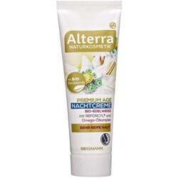 Alterra Premium Age Nachtcreme Bio-Edelweiss