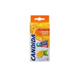 Candida Dental Gum Lemon Mint 33g