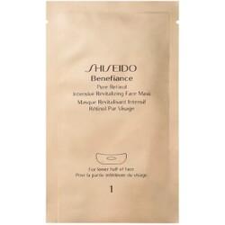 Shiseido Benefiance Pure Retinol Intensive Revitalizing Face Mask 4 Stück (Sheet-Mask)