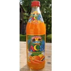 Karibik ACE Orangen-Karotten-Zitronen-Getränk