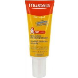 Mustela Solaire Feuchtigkeitspendende Sonnenmilch LSF50+, 200 ml