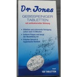 Gebissreiniger Dr. Jones