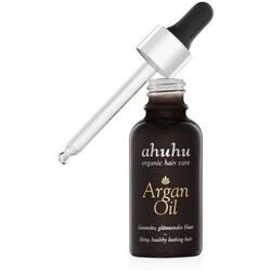 ahuhu organic hair care Argan Oil