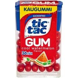 Tic Tac GUM Kaugummi cool Wassermelone, 17,5 g