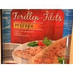 Top Mare - Forellen-Filets Pfeffer