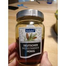 Deutscher Weißtannen Honig