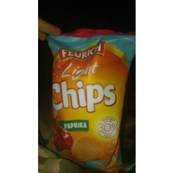 Feurich Light Chips Paprika