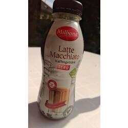 Milbona Latte Macchiato Zero