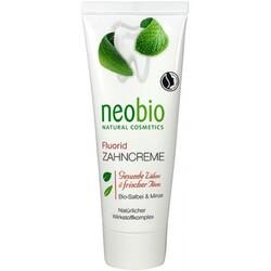 Neobio Zahncreme mit Fluorid