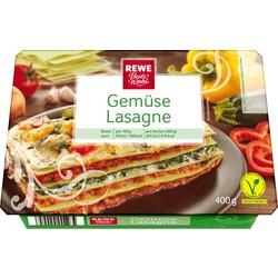 Rewe Beste Wahl Gemüse Lasagne