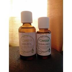 Ombia Minzöl oder Teebaumöl