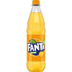 The Coca-Cola Company Fanta Orange