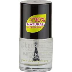 benecos Happy Nails Top Coat crystal