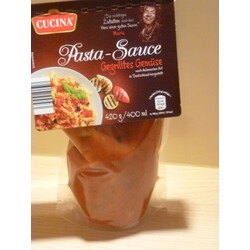 Cucina Pasta-Sauce - Gegrilltes Gemüse
