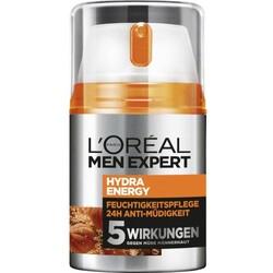 Loreal Men Expert Hydra Energy Feuchtigkeitspflege 24H-Anti-Müdigkeit 50 ml